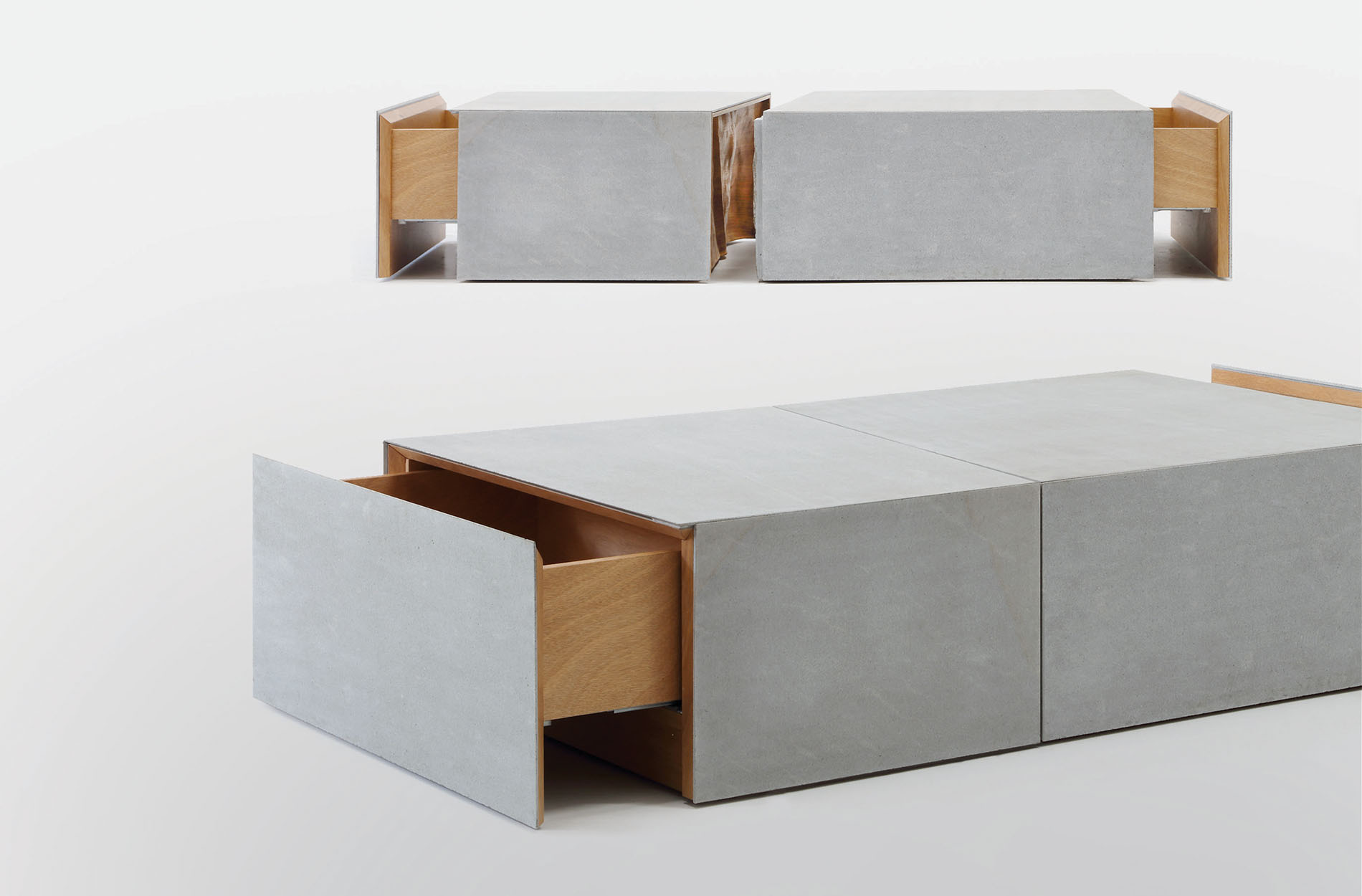 DOI coffee table